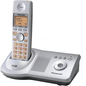 Photo of Panasonic 7120 (KXTG 7120) ES DECT Ansaphone Landline Phone