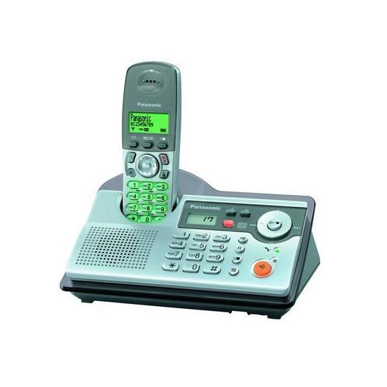 Panasonic 240 (KXTCD 240) ES DECT Ansaphone
