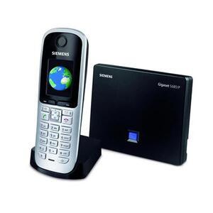 Photo of Siemens Gigaset S685IP VoIP Ansaphone Landline Phone