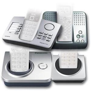 Photo of Panasonic Phone Bases Landline Phone