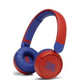 JBL Jr310BT Wireless Bluetooth Kids Headphones - Red & Blue Reviews