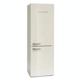 Montpellier Retro MAB386C 60/40 Fridge Freezer - Cream Reviews