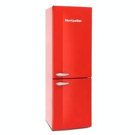 Montpellier Retro MAB386R 60/40 Fridge Freezer - Red Reviews