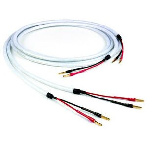 Photo of Chord Carnival Silver Screen Speaker Cable Adaptors and Cable