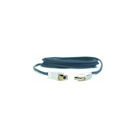 QED One USB Data A to B Cable
