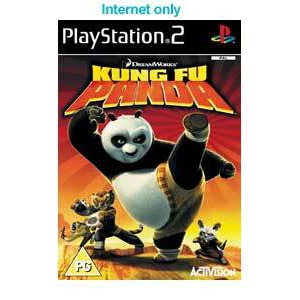 Photo of Kung Fu Panda (PS2) Video Game