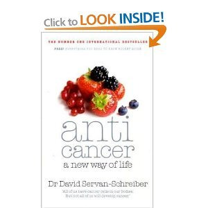 Photo of Anticancer: A New Way Of Life David Servan-Schreiber Book