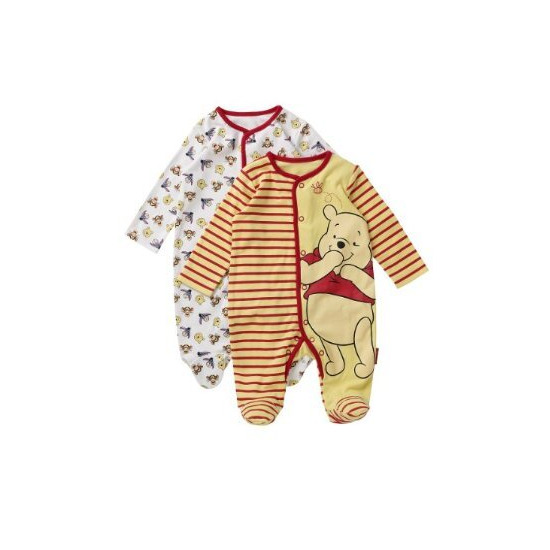 Disney Sleepsuits - 2 Pack