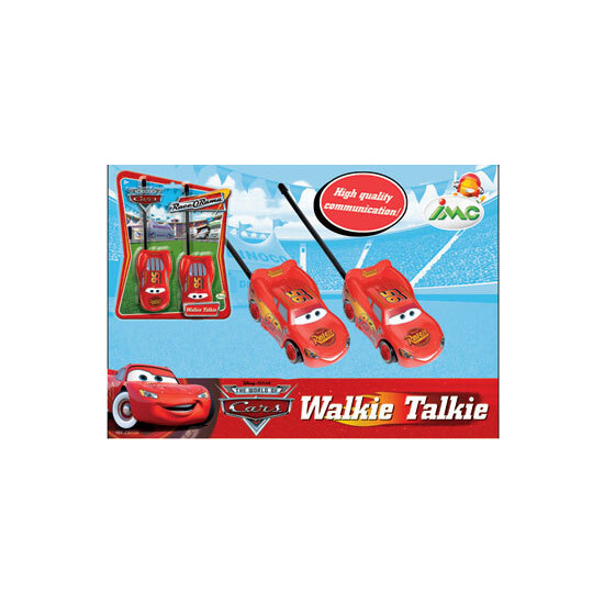 Disney Cars Walkie Talkies