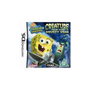 Photo of Spongebob Squarepants: Creature From Krusty Krab Nintendo DS Video Game