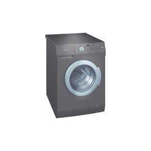 Photo of Siemens WXL127 FS A Black Washing Machine