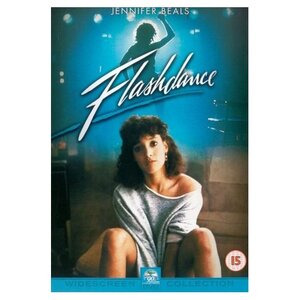 Photo of Flashdance DVD Video DVDs HD DVDs and Blu Ray Disc