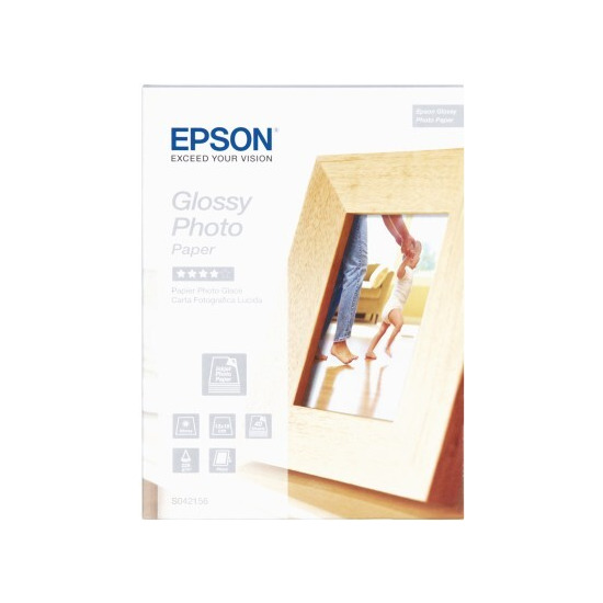 EPSON GLOSSY40S 13X18