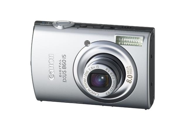 Akku für Canon Digital Ixus 860 IS