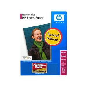 Photo of Hewlett Packard PPP40A428 0GSM40S Photo Paper