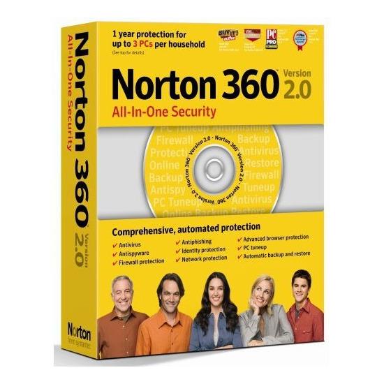 Norton Internet Security 360 2.0