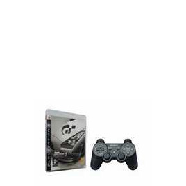 Sony GT5 Prologue PS3 with Dual Shock Controller Reviews