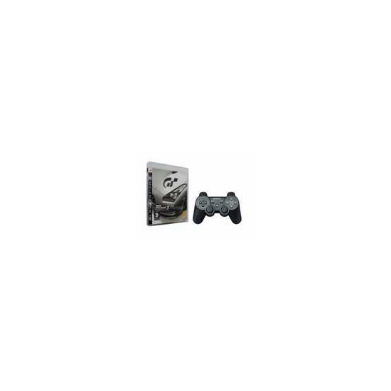 Sony GT5 Prologue PS3 with Dual Shock Controller