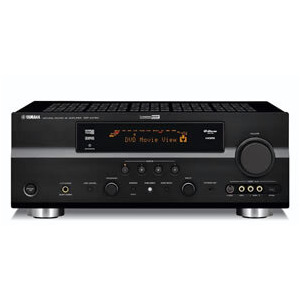 Photo of YAMAHA DSPAX763 AMPLIFIER BLACK Amplifier