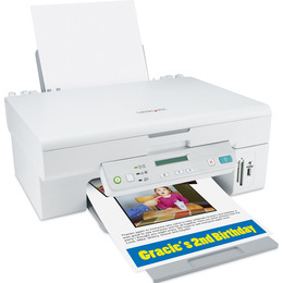 Lexmark X3470 Reviews