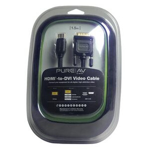 Photo of BELKIN HDMI-DVI 1.5MCBL HDMI Lead