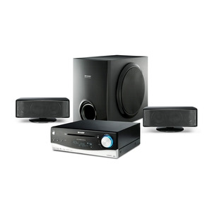 Photo of Sharp HT-DV40H Home Cinema System