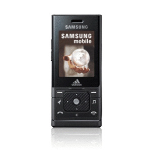 Photo of Samsung F110 Adidas Mobile Phone