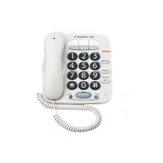 British Telecom BIGBUTTON-100