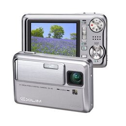 Casio Exilim EX-V8 Reviews