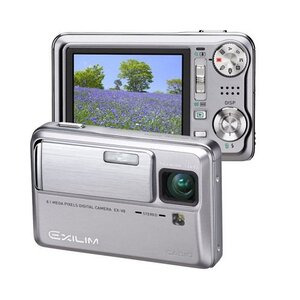 Photo of Casio Exilim EX-V8 Digital Camera