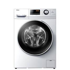 Haier 636 Series HW100-B14636N 10 kg 1400 Spin Washing Machine - White Reviews