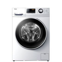 Haier 636 Series HW80-B14636N 8 kg 1400 Spin Washing Machine - White Reviews