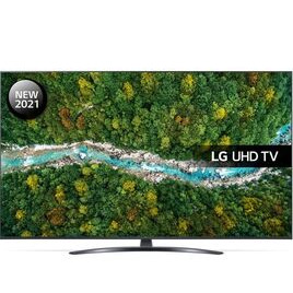 """LG 50UP78006LB 50"""" Smart 4K Ultra HD HDR LED TV with Google Assistant & Amazon Alexa Reviews"""