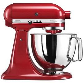 Refurbished KitchenAid 5KSM125BER 4.8L Artisan Stand Mixer - Red Reviews