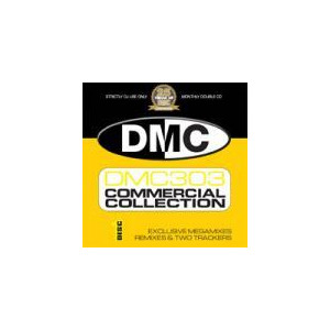 Photo of DMC Commercial Collection 303 (Double CD) CD