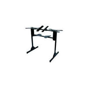 Photo of Sefour X25 Foldable DJ Stand (Black) Audio Accessory