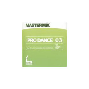 Photo of Mastermix Pro Dance 03 CD