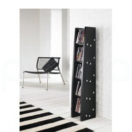 DVD / CD Rack from Alphason in Black Reviews