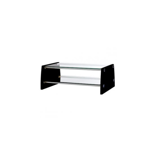 Alphason Aspect Coffee Table in Black
