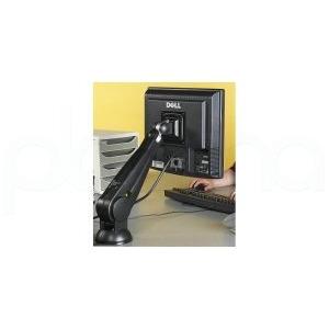 Photo of Comrac LTD COMLA02B Gas Assisted Desk Mount Monitor Arm