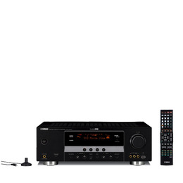 Yamaha DSPAX563-BLACK Reviews