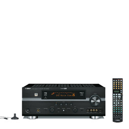 Yamaha DSPAX863SE-BLACK Reviews
