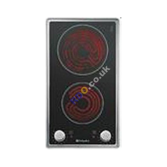 Hotpoint C320IX Electric Hob