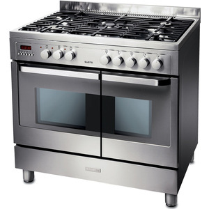 Photo of Electrolux EKM90460X Cooker