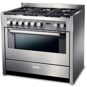 Photo of Electrolux EKM90750X Cooker