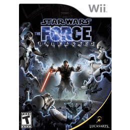 Star Wars: The Force Unleashed Nintendo Wii Reviews