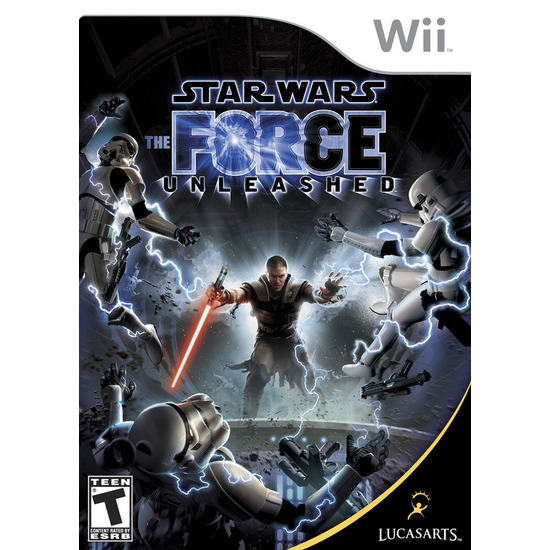 Star Wars: The Force Unleashed Nintendo Wii