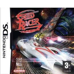 Speed Racer Nintendo DS Reviews