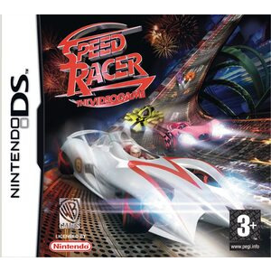 Photo of Speed Racer Nintendo DS Video Game