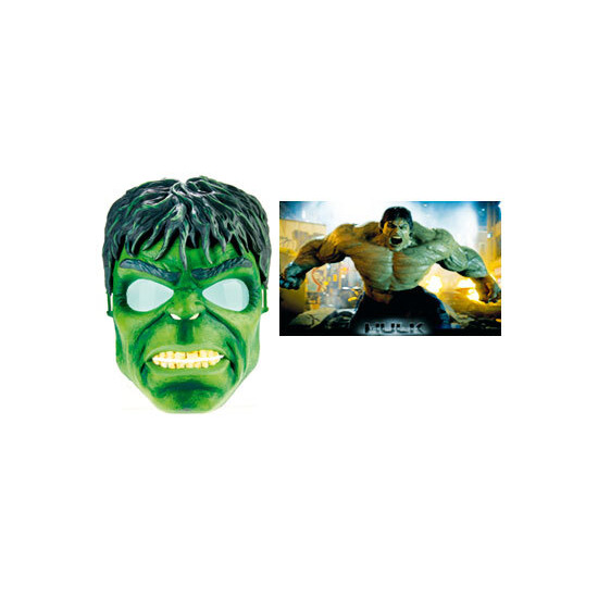 Hulk Power Glow Mask